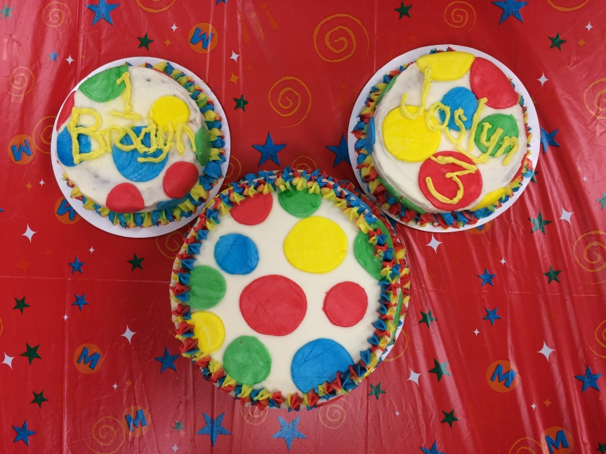 Mickey Mouse Clubhouse BirthdayBash!